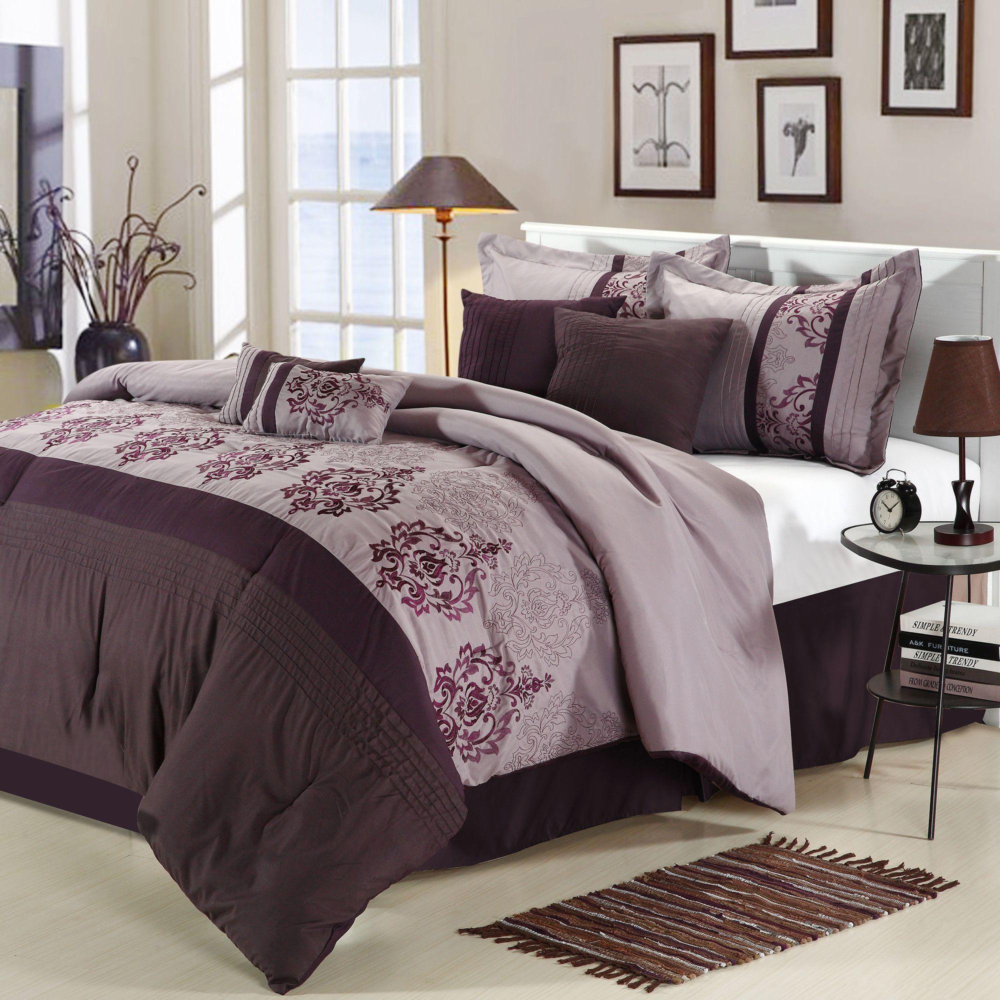 Renaissance Bedroom Furniture Renaissance 8 Piece Comforter Set Renaissance Comforter Sets