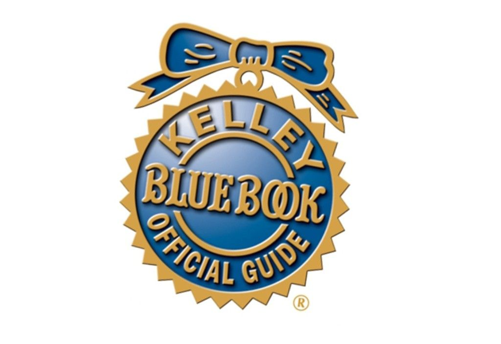 "Knowing How Much Is ""My Car Worth""KELLEY BLUE BOOK LOGO"