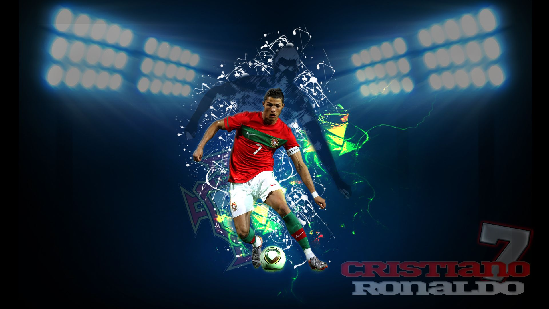 Cristiano Ronaldo Image Wallpaper