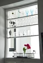 See Through Shelves For Pass Through To Porch From Living Room Dining Room Makeover Room Makeover Decor