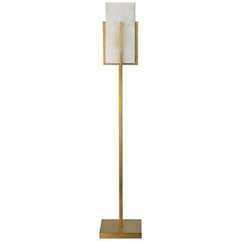 Jamie young brass ghost stand alabaster floor lamp style 1n696 750 jamie young brass ghost stand alabaster floor lamp aloadofball Images