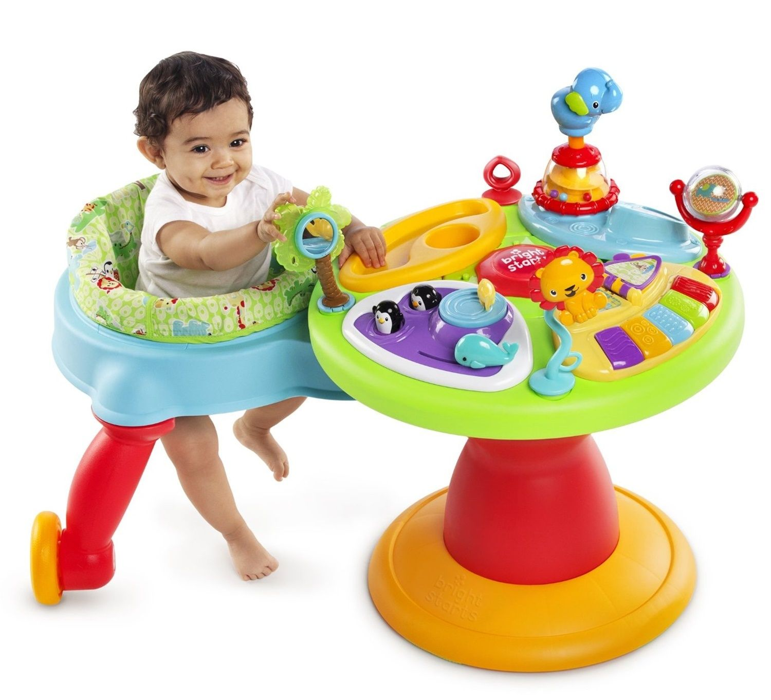 This Zippity Zoo Around We Go Baby Walker is an award winning