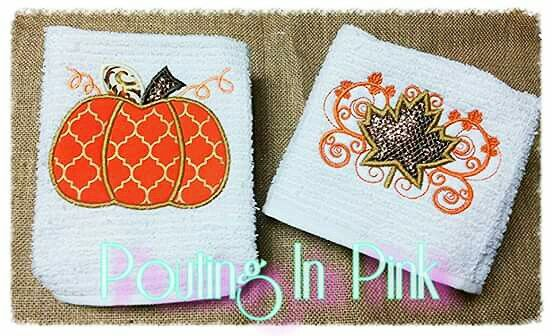 Personalized Kitchen Towels. Order yours today! www.facebook.com/poutinginpink