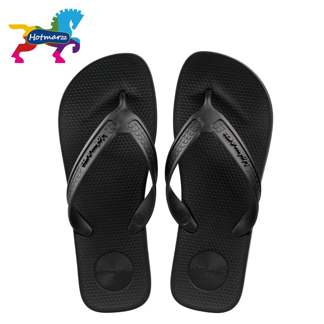 Unisex Non-slip Flip Flops Cute Pick Up Chicks Cool Beach Slippers Sandal