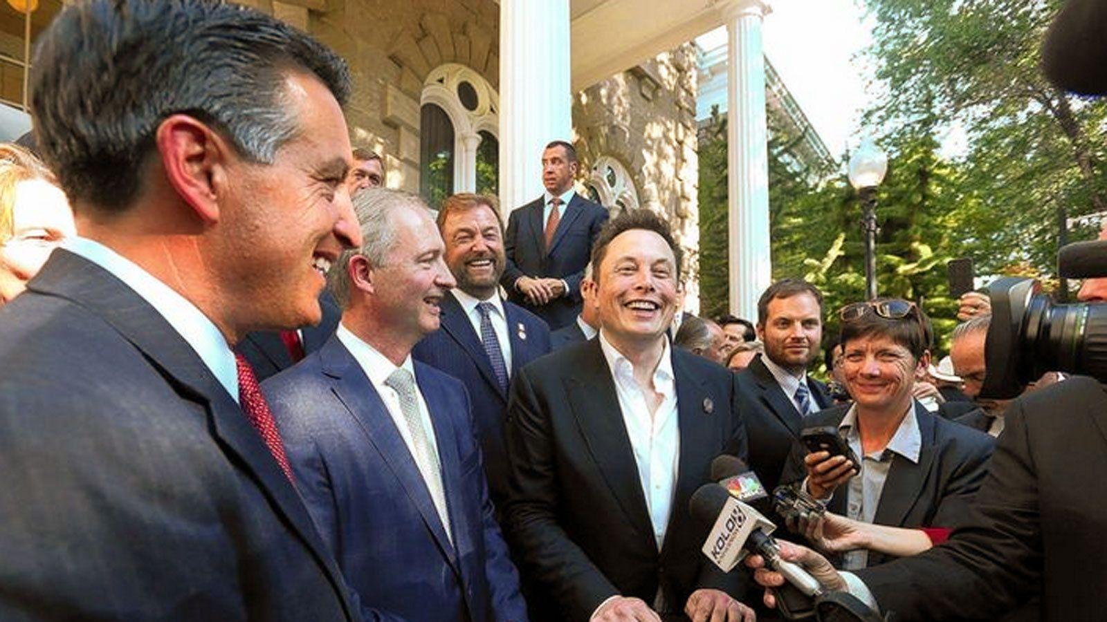 Tesla gigafactory will change nevada forever gov