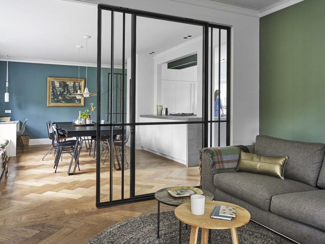 Tv Kast Groen.Perfecte Kleur Groen Voor Tv Wand En Tv Kast Mooie Combinatie