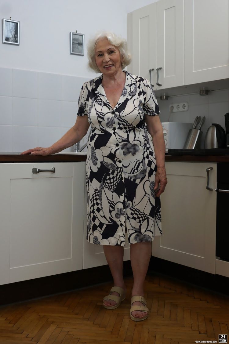 Norma In Her Kitchen
