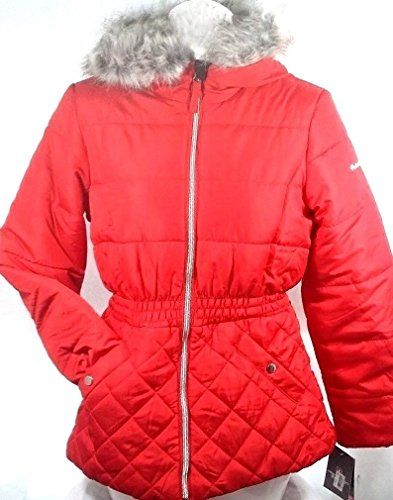 646ad128fd3a Protection System Bubble Girls Jacket with Faux Fur