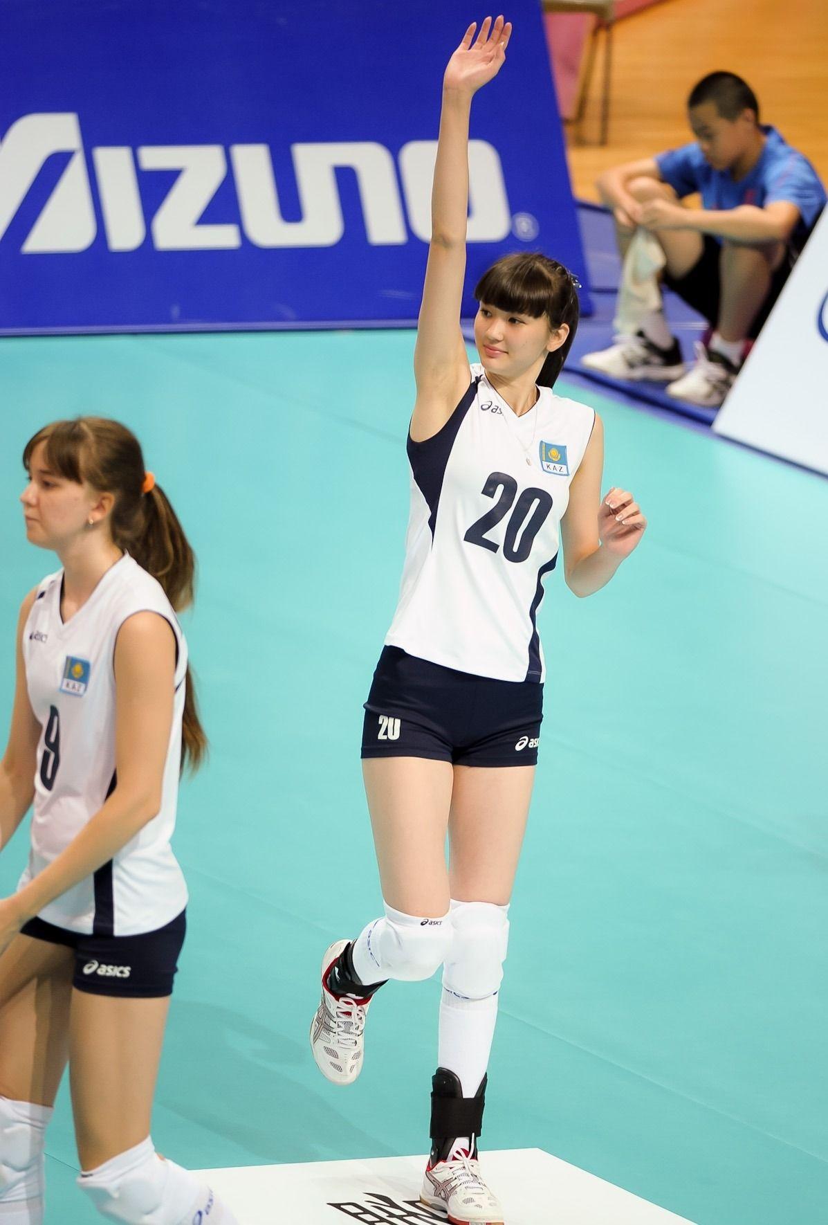 Sabina Altynbekova Atlet Olahraga Wanita