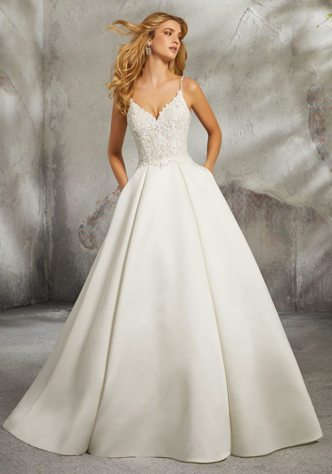 Luella Wedding Dress Morilee In 2020 Wedding Dress Styles