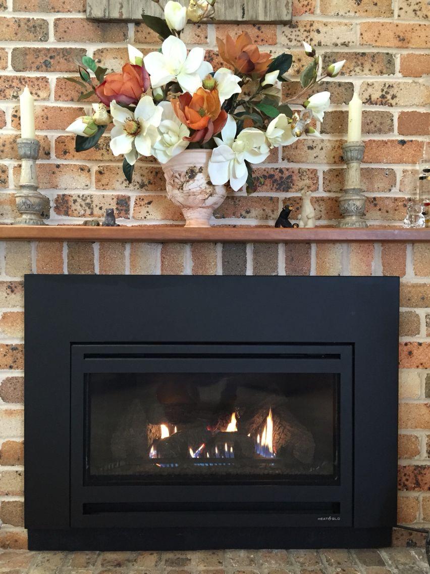 Built In Heat N Glo I30 Lpg Gas Fire Gas Fireplace Heat N Glo