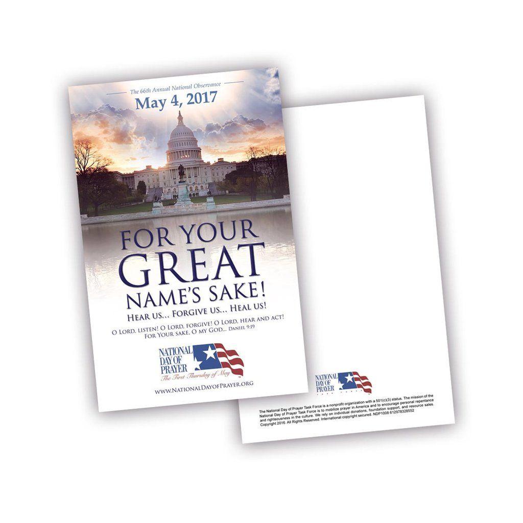 National day of prayer 2017 theme program cover pdf