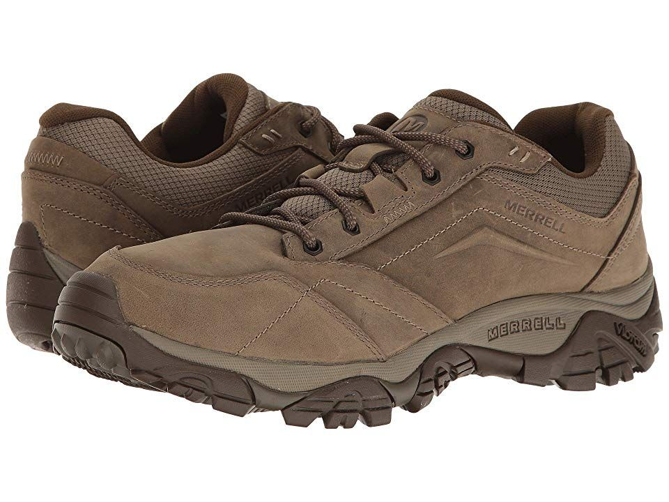 Merrell Moab Adventure Lace Men's Shoes Boulder | Shoes