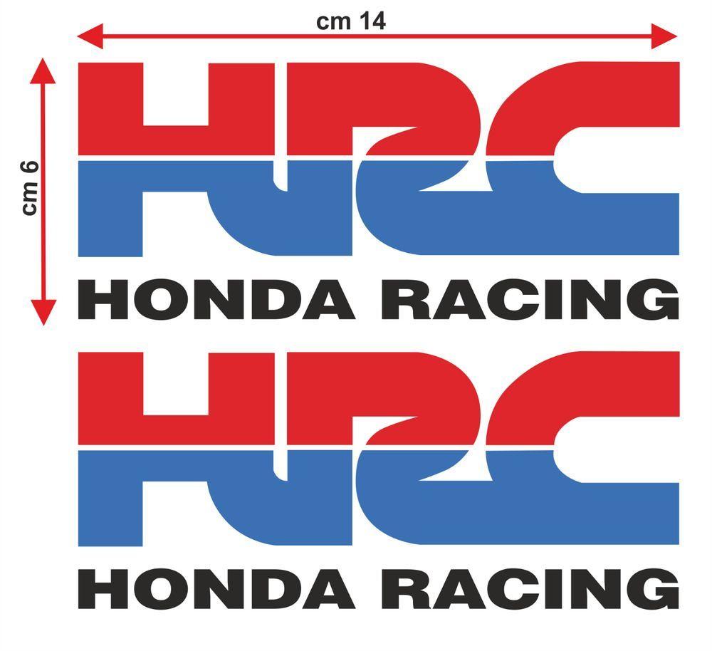 Honda Tipo R Calcomanía//Pegatina x2
