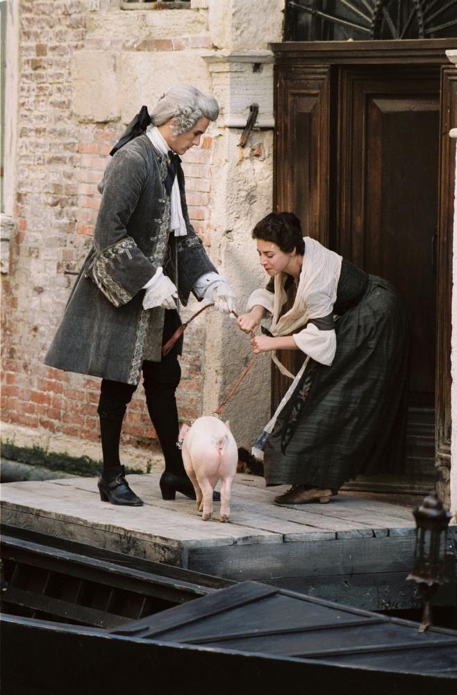 Gay pig movies