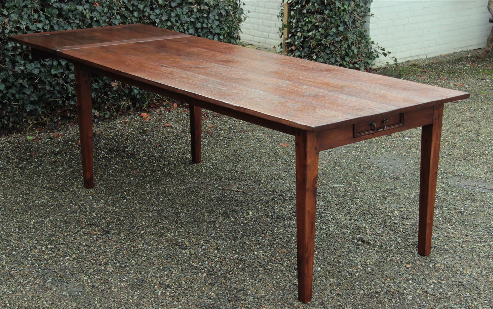 Antiken Tisch Mit Ansteckplatte Antike Tische Antiker Tisch