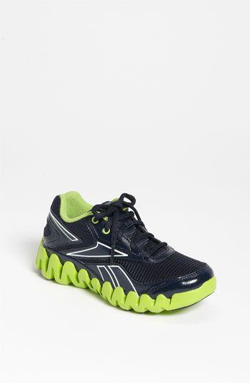 reebok kids zigactivate running shoes
