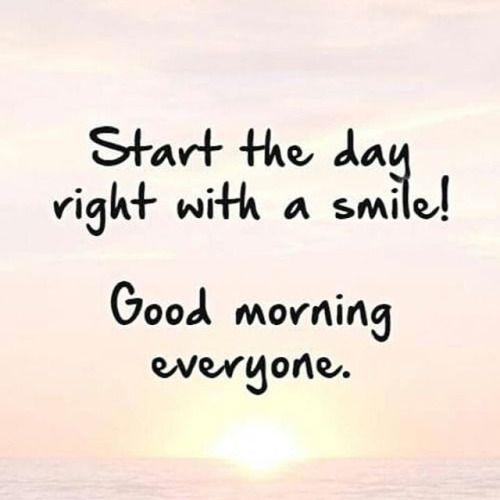 Good Morning Guys Mulakan Hari Ni Dengan Senyuman Ada Kata Kata Mutiara Kata Kata Indah Kutipan Kata Bijak
