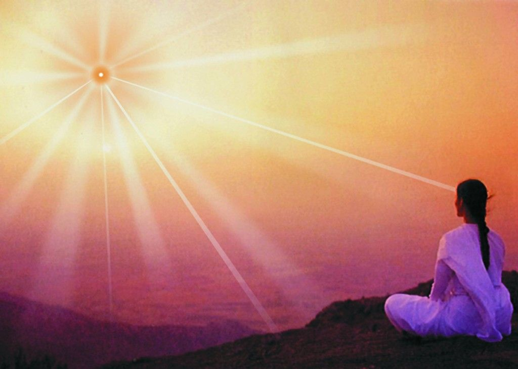 Rajyoga Meditation Techniques :  Keep 10 to 20 minutes aside from your busy schedule every day for Rajyoga, either early morning or in the evenings.