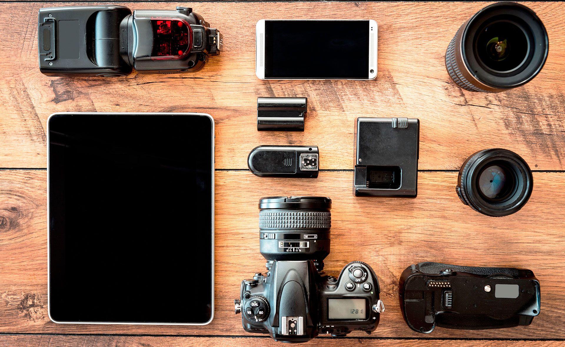 оборудование для фотографа фоны стиль модерн