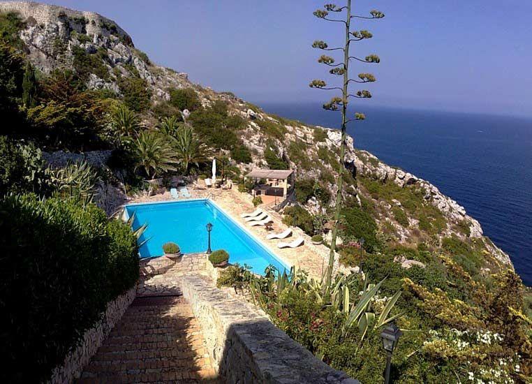 Location Pouilles, Maison VILLA FORCHETTA Belle villa avec vue sur