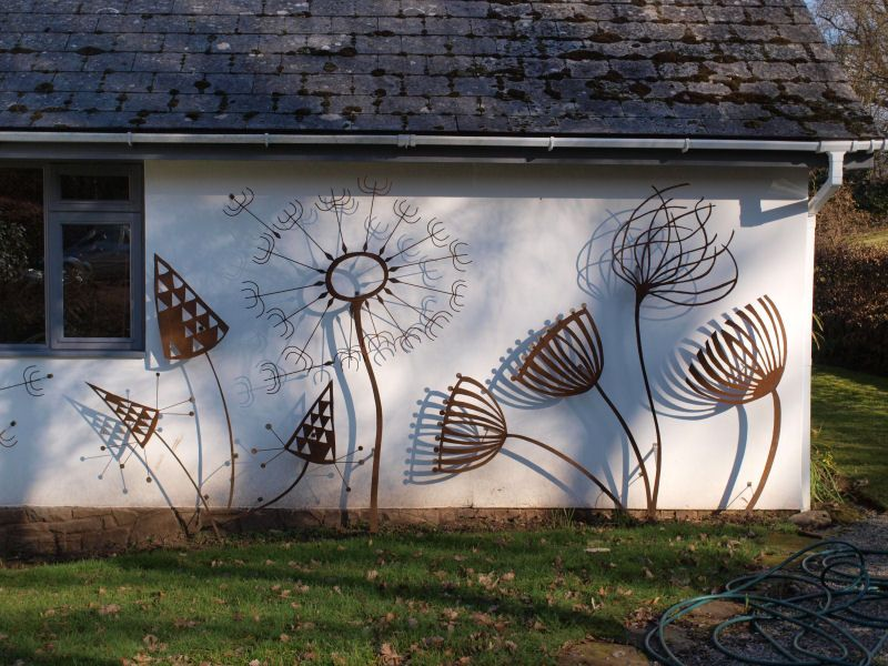 C396c9c6fe0b28ef3ccaafac0db20602 Jpg 800 600 Metal Garden Art Yard Art Metal Yard Art
