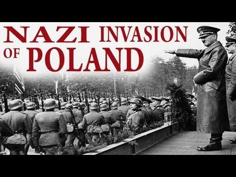 an analysis of the second world war which began with hitlers attack on poland The outbreak of world war ii  global event like the second world war is a  that conquest began with the german invasion of poland in 1939 and the attack on .