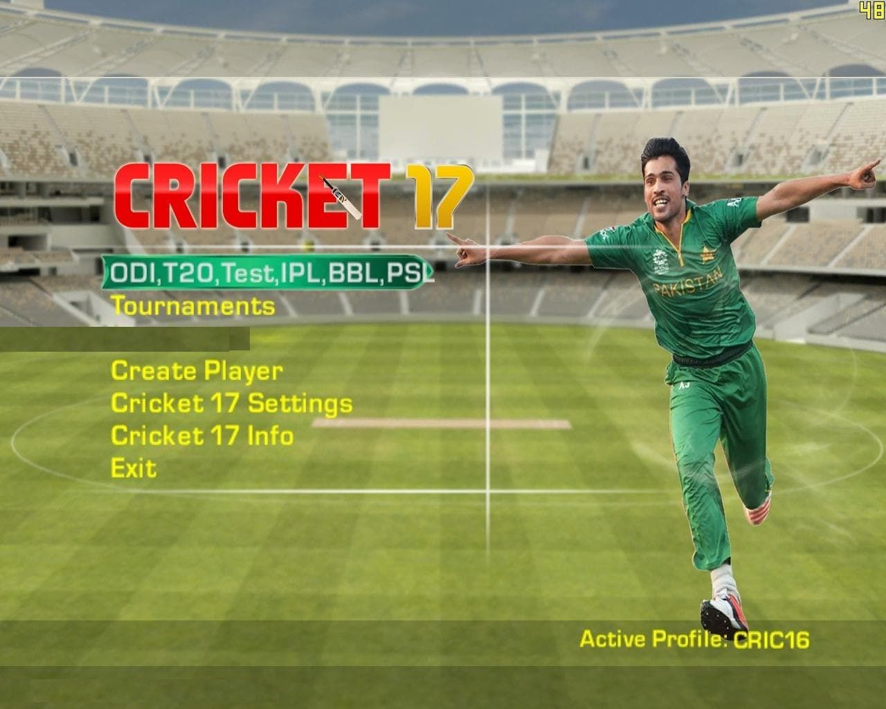 Ea Sports Cricket 2017 Pc Game Download Pc Games Cricket
