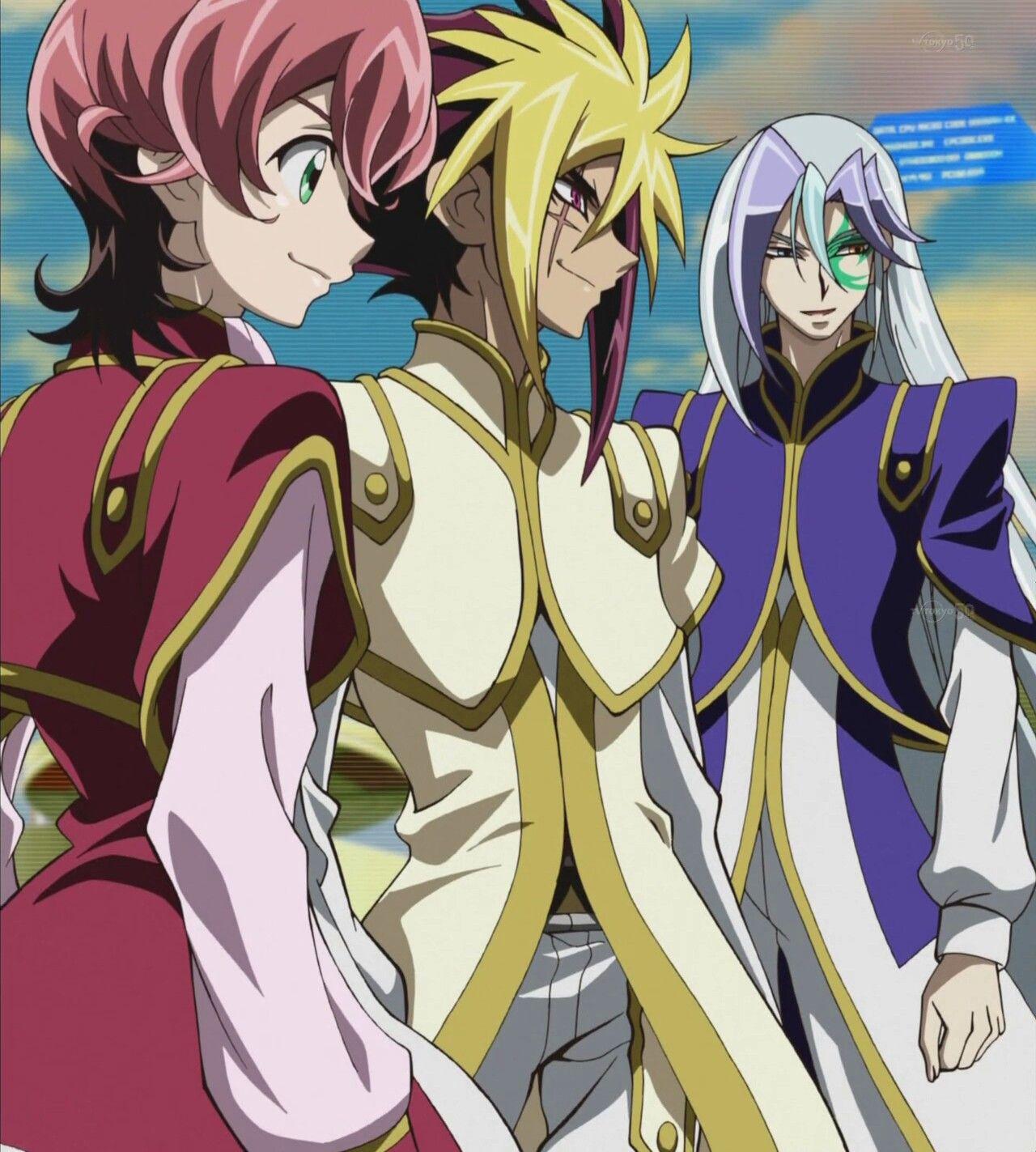 Yu-Gi-Oh! ZEXAL Coming to Ameba TV   Animation World Network