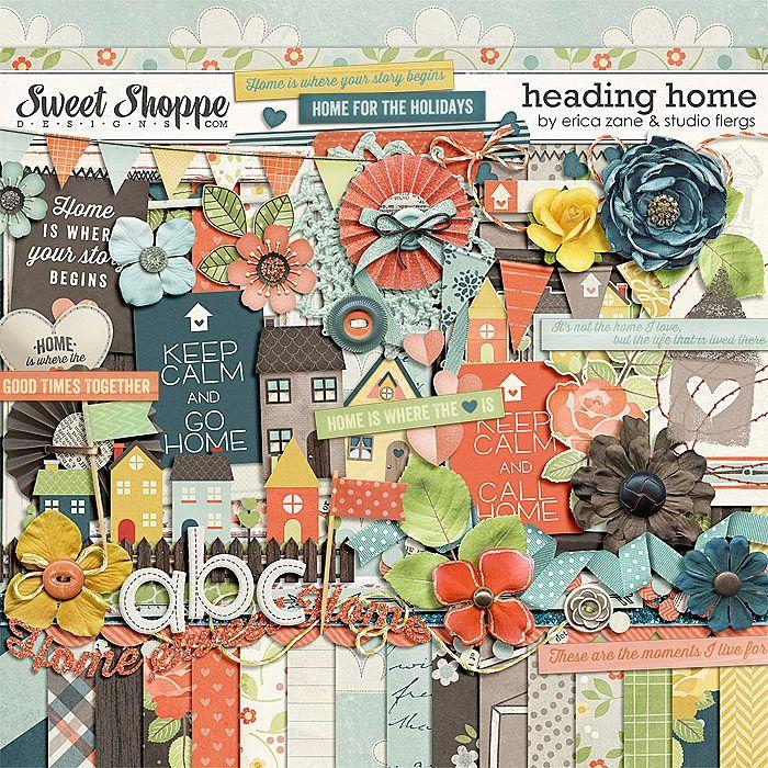 Heading Home by Erica Zane & Studio Flergs