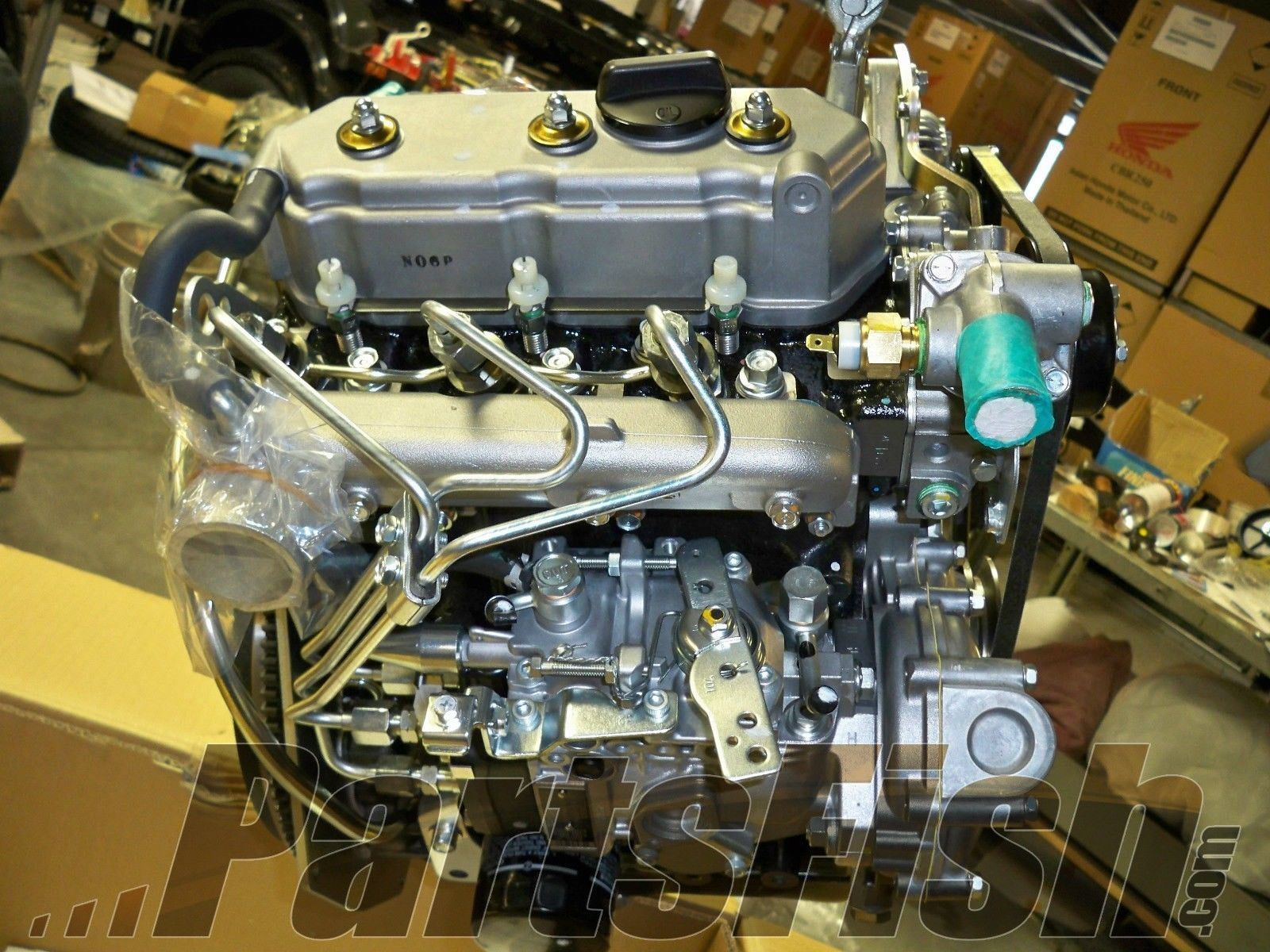 kawasaki mule engine kaf950 4010 3010 diesel motor 2008 13 59341