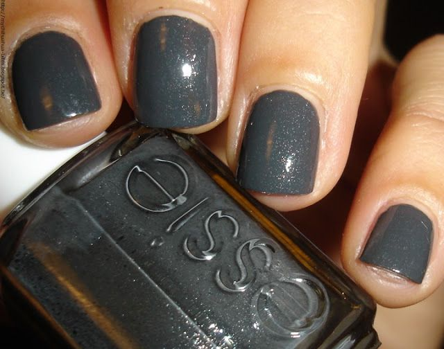 """My Chihuahua Bites!: Essie - Collection """"For The Twill Of It"""" : """"Cashmere Bathrobe"""""""