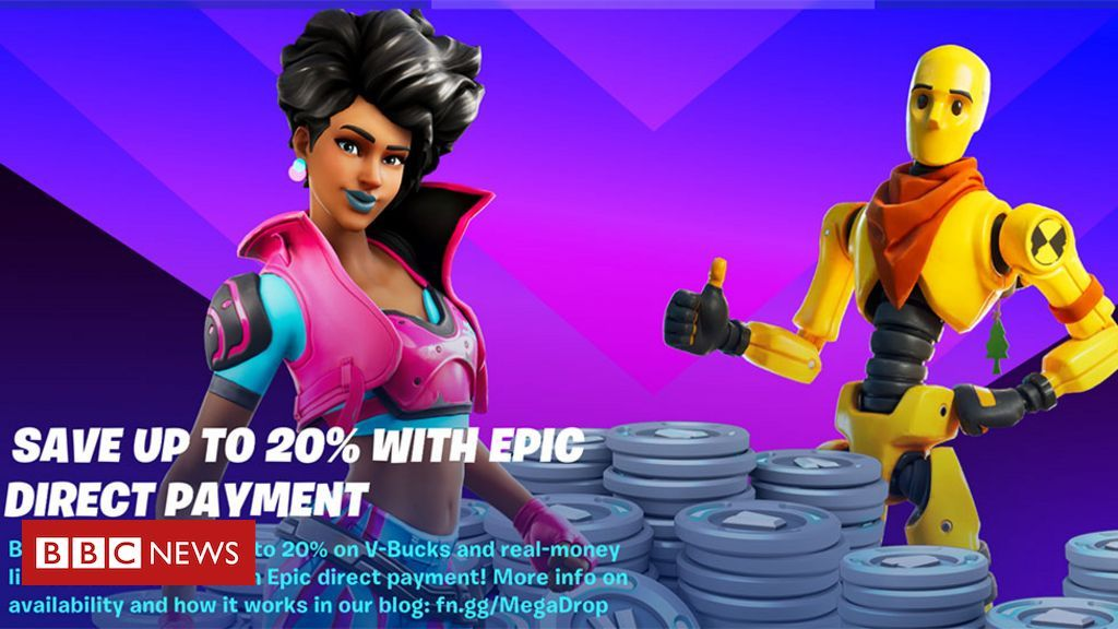 Market Fornite eliminated from iPhone App Retailer as