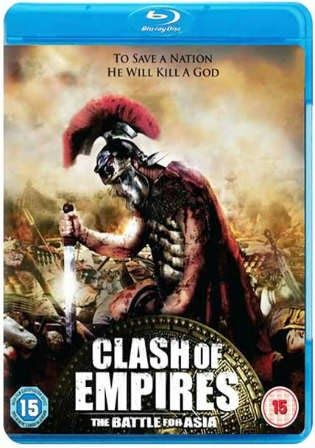 Clash Of Empires The Battle For Asia 2011 BluRay 720p 750MB Dual Audio ( Hindi – English ) ESubs MKV