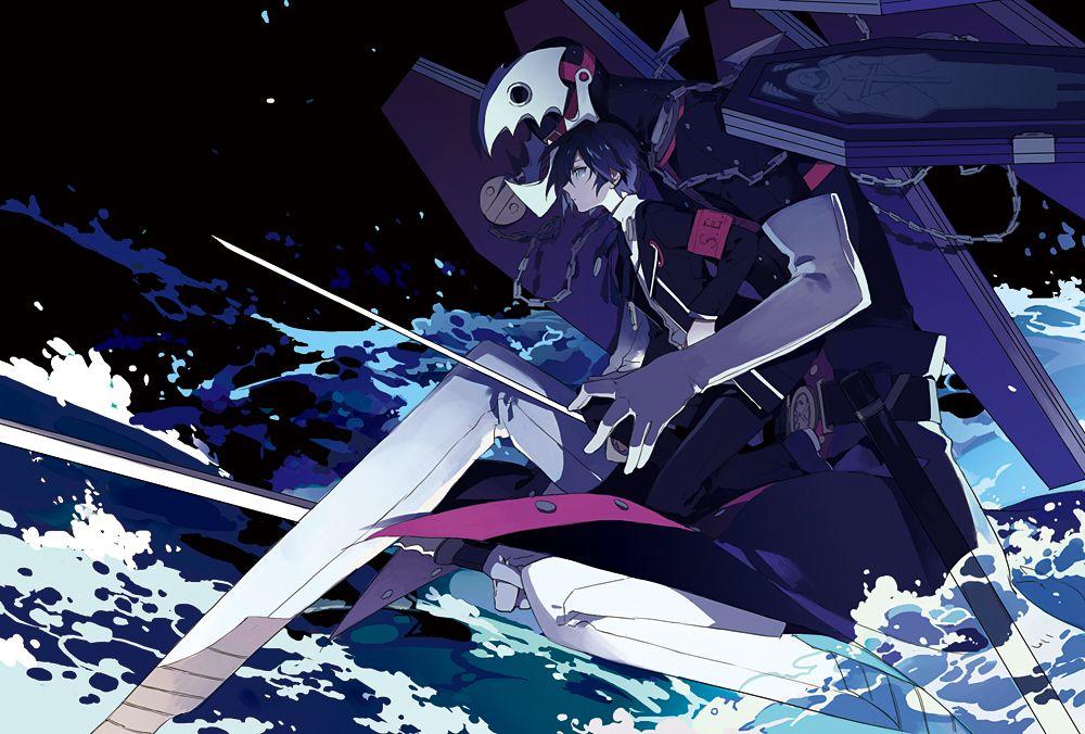 Tags: Fanart, Shin Megami Tensei: PERSONA 3, Pixiv, Yuuki