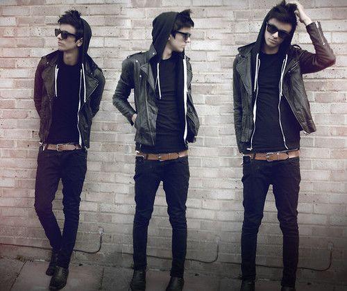 Indie rock fashion men 5