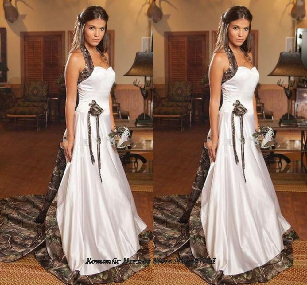 Classy Camo Wedding Ideas: Find More Wedding Dresses Information About 2015 Elegant