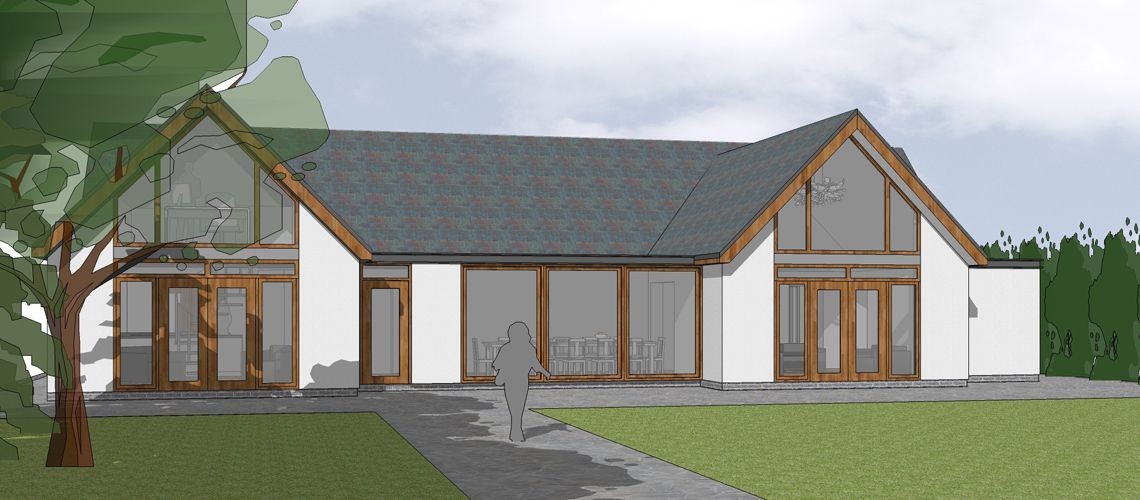 Bungalow Remodelling House House Design Bungalow