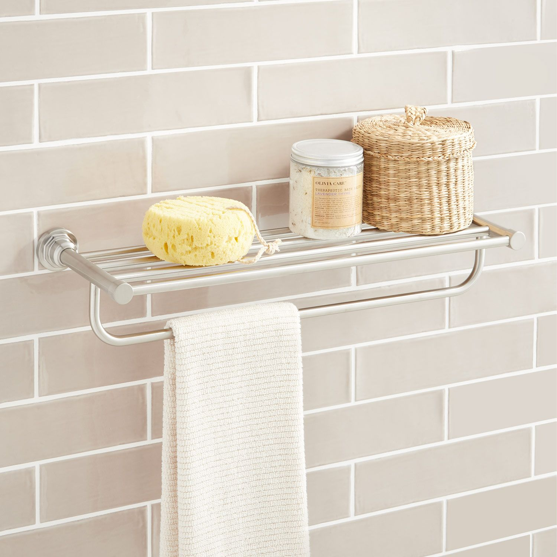 Greyfield Towel Rack Towel Rack Signature Hardware Towel