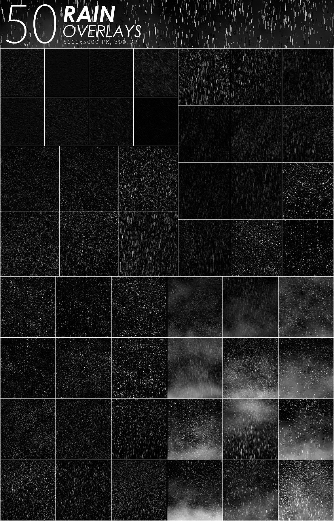1500 VFX Overlays Bundle #element#decorative#presentation