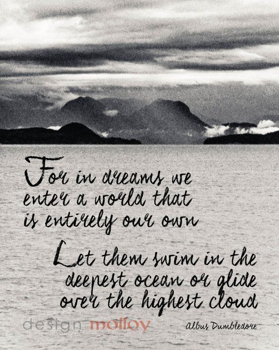 this dream quote is from harry potter and the prisoner of azkaban