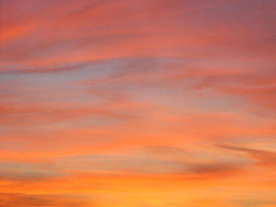 Coral color sky free powerpoint backgrounds peach coral free powerpoint tips tutorials techniques and articles toneelgroepblik Choice Image