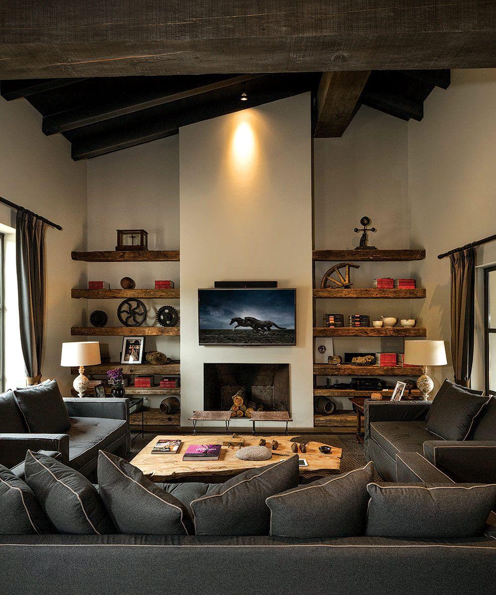 Residencia En Valle De Bravo Estufas Pinterest Galer As De  # Muebles Valle De Bravo