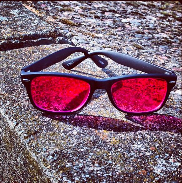 Frame 270421 80 Pink Tint Zenni Glasses Optical Frames