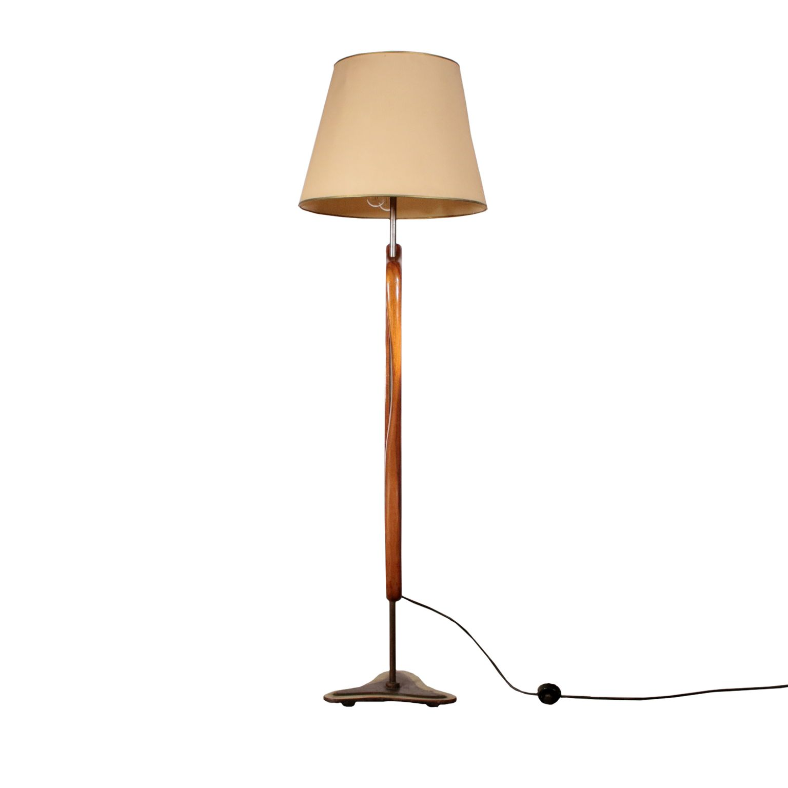 Floor Lamp Manufactured In Argentine Vintage 1950s Floor Lamp