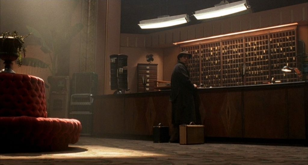 Barton Fink | FilmGrab | Cinematography lighting, Lighting setups, Lighting  techniques