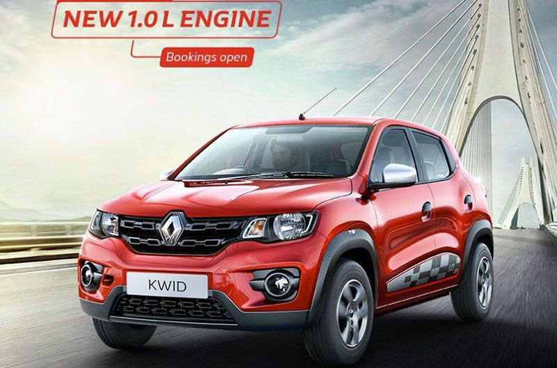 Renault Kwid 1 0l Rxt Price Announced Inr 3 82 Lakhs Renault