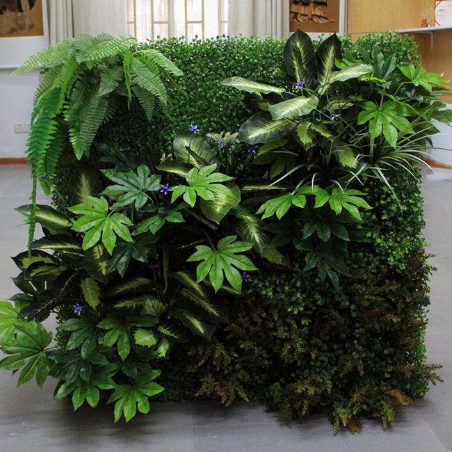 Diy Artificial Green Walls Vertical Garden Artificial 400 x 300