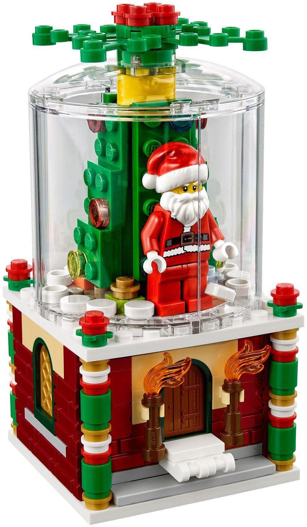 Lego 40223 Exclusive Limited Edition Snowglobe Lego