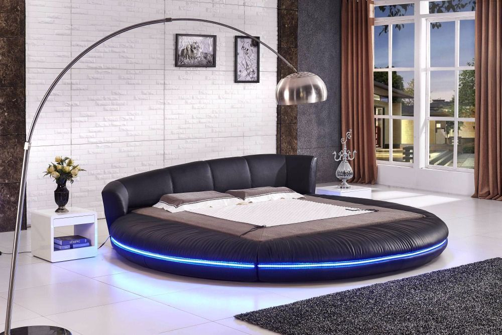 15 Most Amazing Modern Round Beds Ideas You Ll Ever See Remodel Bedroom King Bedroom Furniture Modern Bedroom